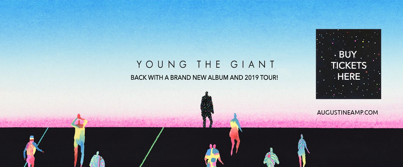 Young The Giant & Fitz and The Tantrums at St Augustine Amphitheatre