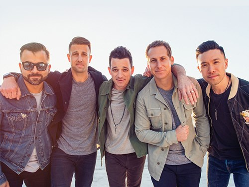 O.A.R. & American Authors at St Augustine Amphitheatre