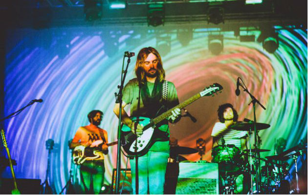 Tame Impala at St Augustine Amphitheatre