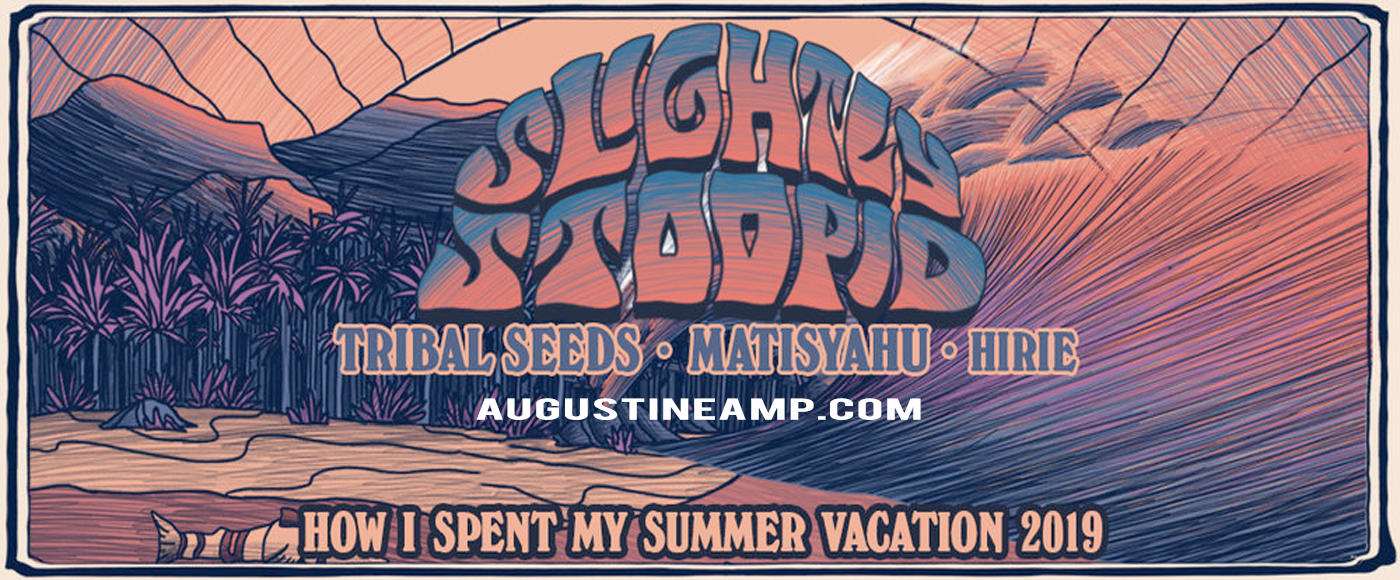 Slightly Stoopid at St Augustine Amphitheatre