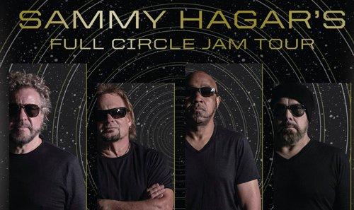 Sammy Hagar and The Circle at St Augustine Amphitheatre