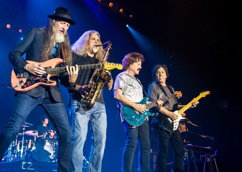 The Doobie Brothers at St Augustine Amphitheatre