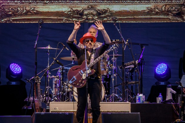 Elvis Costello and The Imposters  at St Augustine Amphitheatre