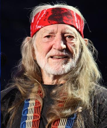 Willie Nelson at St Augustine Amphitheatre