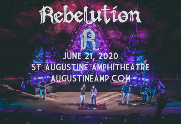 Rebelution at St Augustine Amphitheatre