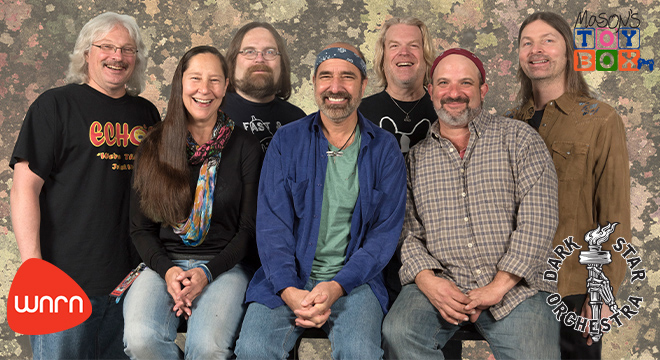 Dark Star Orchestra [CANCELLED] at St Augustine Amphitheatre