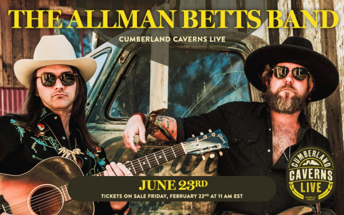 The Allman Betts Band at St Augustine Amphitheatre