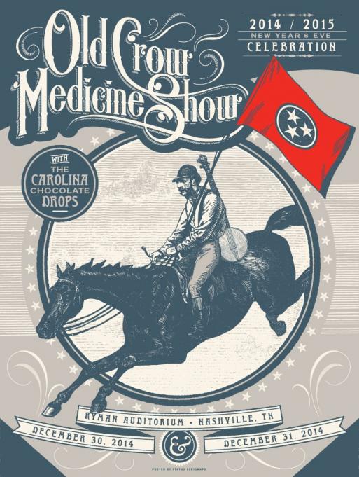 Old Crow Medicine Show at St Augustine Amphitheatre
