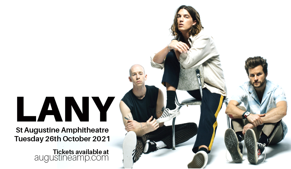 Lany at St Augustine Amphitheatre