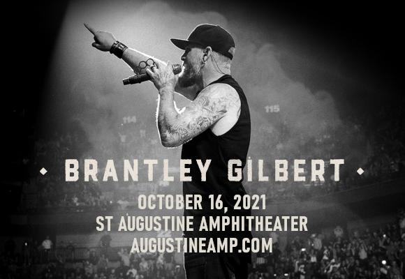 Brantley Gilbert at St Augustine Amphitheatre