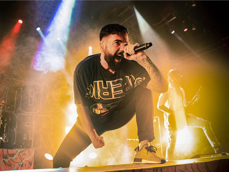 A Day To Remember: The Re-Entry Tour at St Augustine Amphitheatre