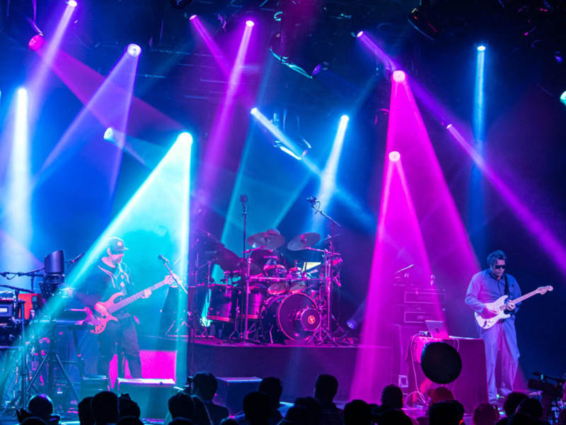 The Disco Biscuits: Sing Out Loud Festival at St Augustine Amphitheatre