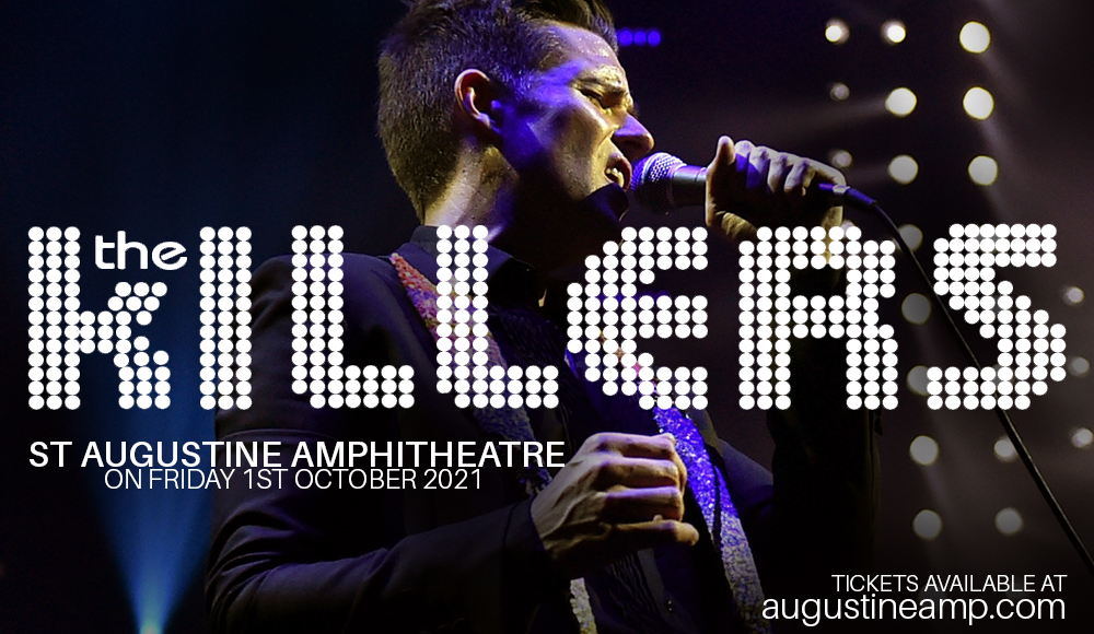 The Killers [CANCELLED] at St Augustine Amphitheatre